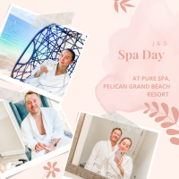 J & D: Spa Day